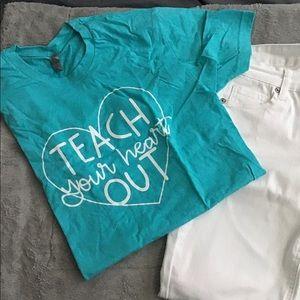 Tops - Teacher shirt